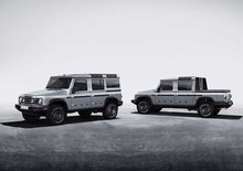Ineos vyvíjí drsný offroad Grenadier 4x4 s vodíkovým pohonem od Hyundai