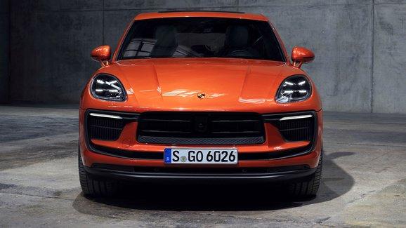 Porsche Macan se spalovacími motory zřejmě skončí v roce 2024