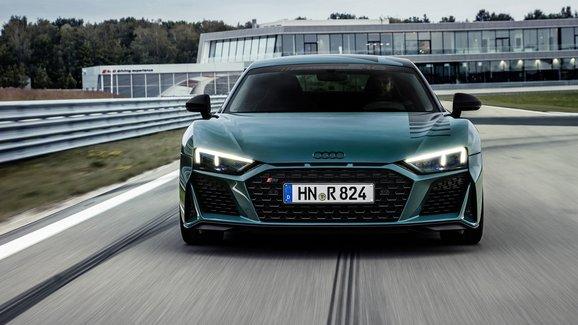 Přežije Audi R8? Nová generace může dorazit s osmiválcem i elektromotorem