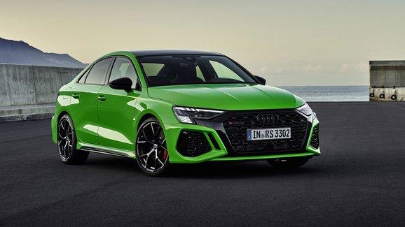 Nové Audi RS 3 je zřejmě o dost svižnější, než tvrdí výrobce. Stovku dá rychleji než Ferrari Enzo