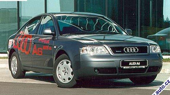 Retrotest na neděli: Audi A6 2.4 Quattro. Očekávání tehdy prý splněna!