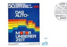 IAA 1983: Co bylo ve Frankfurtu k vidění před 30 lety?