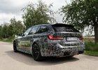 BMW připomnělo M3 Touring, brzy ho zřejmě uvidíme na Nürburgringu