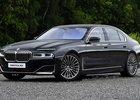 Nové BMW řady 7 prý dostane i modernizovaný šestiválec a novou V8