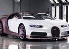 Muž daroval manželce k Valentýnu jedinečné Bugatti. Jak jste se vytáhli vy?