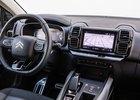 Video: Multimédia Citroënu C5 Aircross překvapují. Mají jediné minus