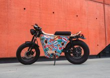 Studenti z Plzně navrhli elektrický motocykl. Chce být zábavný a umí změnit svůj vzhled