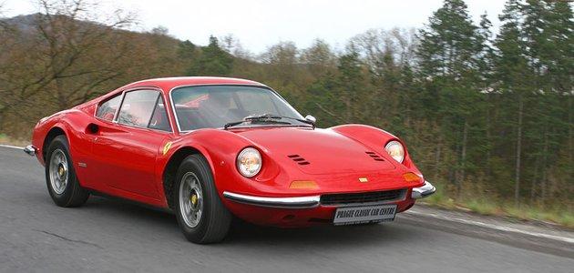 TEST Ferrari Dino 246 GT z roku 1973: Vzkříšení