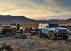 Ford možná nabídne Bronco i v Evropě, naznačil šéf značky