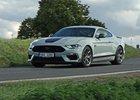 Nový Ford Mustang dostane hybridní čtyřválec, prozradil inženýr
