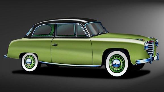 Goliath GP 700 a GP 900 (1950–1957): Toto byl průkopník vstřikování paliva