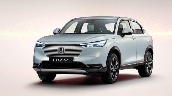 Nová Honda HR-V zná české ceny. Nabízí výhradně hybrid