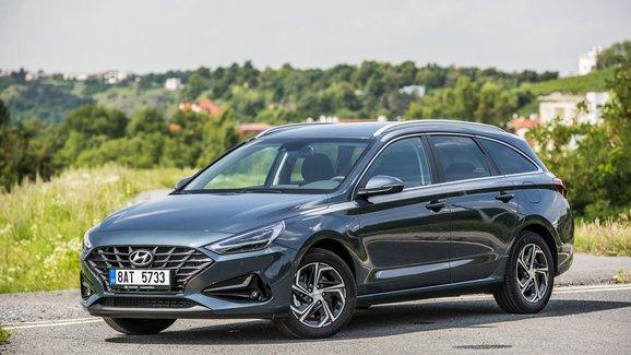 Start dlouhodobého testu: Hyundai i30 kombi 1.5 DPI Smart