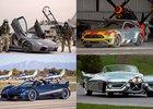 Auta a letadla: Všechny tyto speciály se inspirovaly světem stíhaček