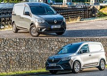 První jízda s novými Renaulty Express Van a Kangoo Van. Opravdu jsou tak odlišní?