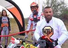 Karlos Vémola si zkusil trochu jiný adrenalin. Jezdil na sajdkáře!