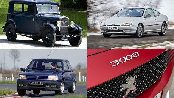 Připomeňte si historii Peugeotu, která nepatří jenom autům...