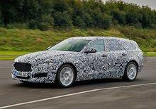 Jaguar XF Sportbrake: Nové velké kočičí kombi přece jen bude