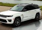 Nový Jeep Grand Cherokee bude představen 29. září, včetně plug-in hybridu 4xe