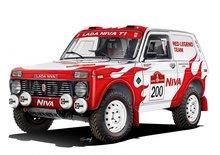 Lada Niva opět pojede Dakar. Naváže na někdejší úspěchy?