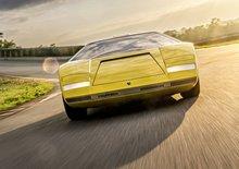 Oživený prototyp Lamborghini Countach brzy zamíří k utajovanému majiteli. Taky mu závidíte?