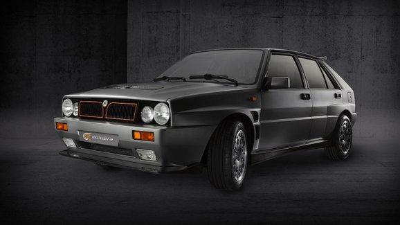 Elektrická Lancia Delta je tu! Má tři diferenciály, pětistupňovou převodovku a 147 kW