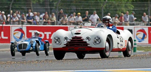 Škoda v Le Mans (1950, návrat 2006): Česká pýcha