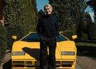 Autorovi původního Lamborghini Countach se nelíbí moderní verze. Nechce s ní být spojován