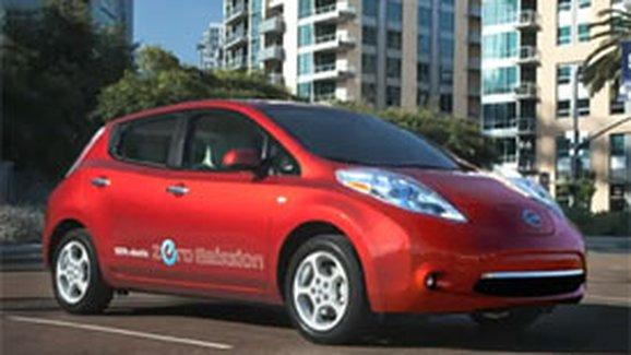 Video: Nissan Leaf – Sériový elektromobil z Japonska
