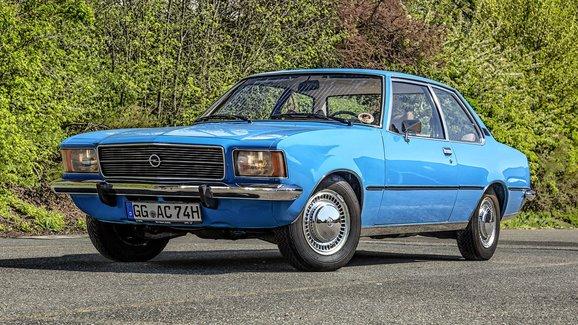 Opel Rekord D oslaví 50 let. Pamatujete si první nafťák značky?