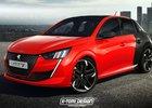 Peugeot e-208 PSE nakonec nedorazí. Elektrický hot hatch prý nemá smysl