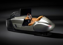 Nový simulátor jako umělecké dílo, však je od Pininfariny