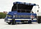 I takhle můžete vypadat Škoda 706 RTO. Unikátní kus vznikl pro výrobce nápojů