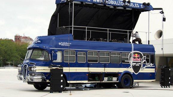 I takhle můžete vypadat bus Škoda 706 RTO. Unikátní kus vznikl pro výrobce nápojů