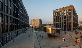 VKarlíně začala výstavba kancelářské budovy Red Court