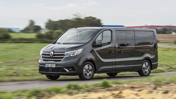 Renault Trafic Spaceclass – Vzácnější než supersport