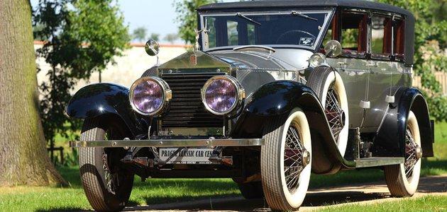 Rolls-Royce Silver Ghost (1926) po Barbře Streisandové - Hello, Dolly!