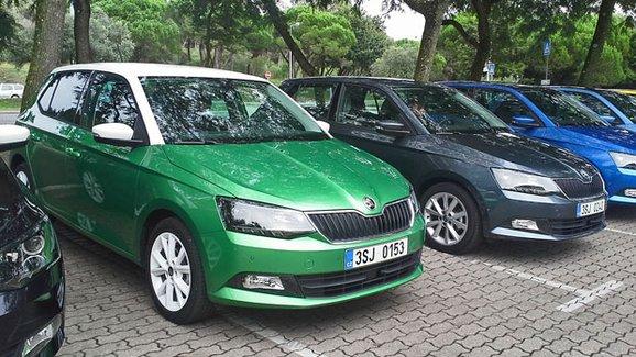 Škoda Fabia III: Jízdní dojmy s turbodieselem 1.4 TDI/77 kW