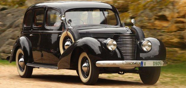 Škoda Superb 3000 OHV (1939): Černá smetana