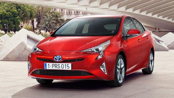 Nová Toyota Prius možná dostane vodíkový plug-in hybrid