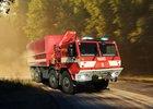 Tatra získala pilotní kontrakt na dodávku 77 hasičských vozidel
