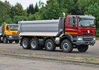 V Řeži staví vodíkový náklaďák na podvozku Tatra, představí ho v roce 2023