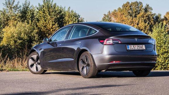Tesla Model 3 slaví. Je nejprodávanějším automobilem v Evropě!