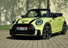 Mini John Cooper Works Cabrio – Udělat si radost