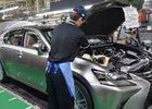 Nedostatek čipů postihl jen některé. Toyota a Hyundai situaci relativně zvládají, VW a Stellantis mají problém