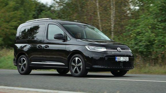 VW Caddy 1.5 TSI DSG: Rodinný praktik bez větších nedostatků