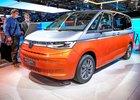 Nový VW Multivan zná první českou cenu. Naftu zatím nespaluje