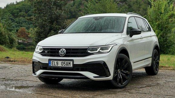 VW Tiguan eHybrid R-Line – Nazvedané GTE