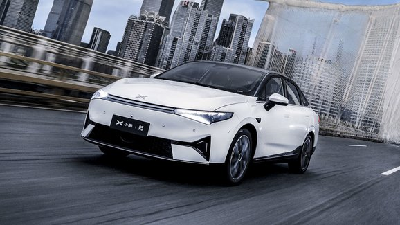 Čínský Xpeng P5 je první produkční elektromobil s LiDARem. Prý dorazí i do Evropy