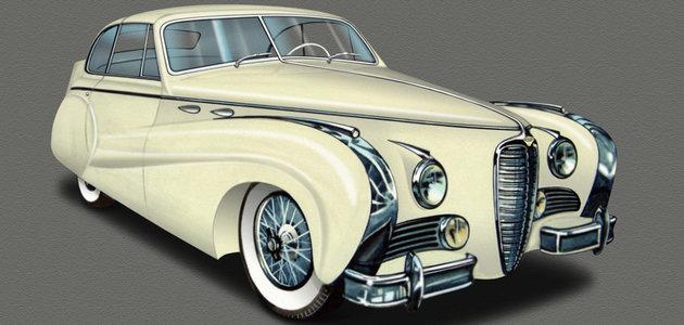 Delahaye 175 (1947–1951): Design pro vyvolené